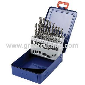 21 drills metal box jobber din 338