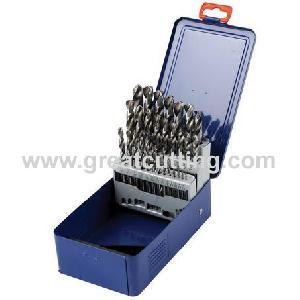 29 twist drills metal box jobber