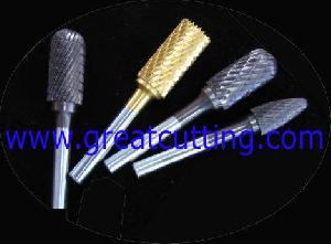 carbide burrs metal cutting
