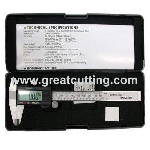 digital caliper 0 6 plastic box