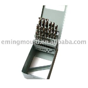 drill bits din 338 25 co5 twist drills metal box