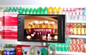 15inch advertising players digital display signage ad player