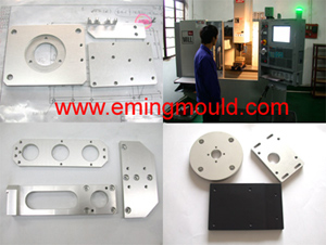5052 precision aluminum machining machine
