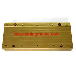 brass precision copper milling machining