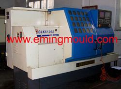 cnc lathe machining turnining machine