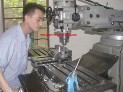 milling precision machining manufacture