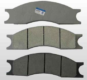 heavy duty brake pads