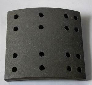 lorry bus construction machine brake pads