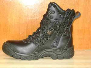 security boots oil