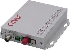 export video audio fiber transceivers