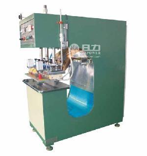 hr 10kw frequency canvas welding machine