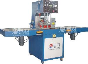 hr 8000at auto slideway frequency plastic welding machine