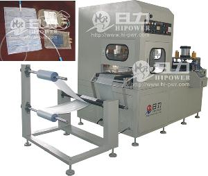 hr 8000xa frequency blood transfusion bag welding machine