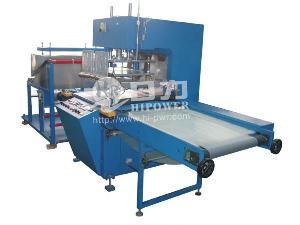 hr 8000z frequency pvc box folding machine