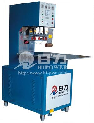head turntable frequency plastic welding machine