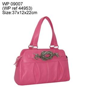 elephant pu handbag