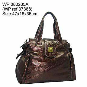 fashion pu handbag