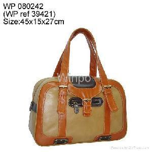 pu travel bags