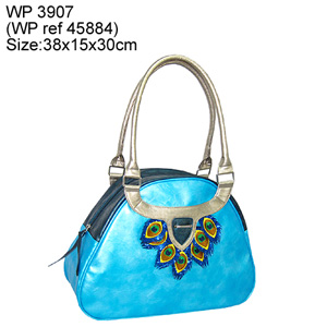 pu women fashion handbag