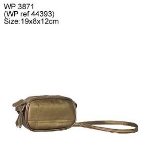 wrist handbag