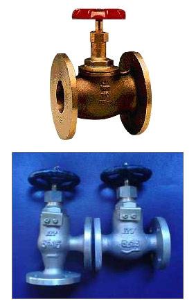 jis bronze valve flanged japonise norm