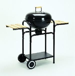 charcoal grill cart bbq