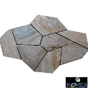 arbitrary shaped stone cultural