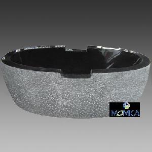 bathtub granite marble