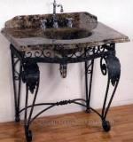 countertop vanity