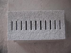 drain cover kerb stones