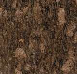 dyed granite wave brown