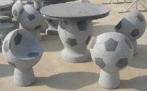 garden tables granite marble