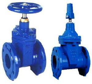 gate valve export