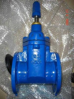 resilient non rising gate valve