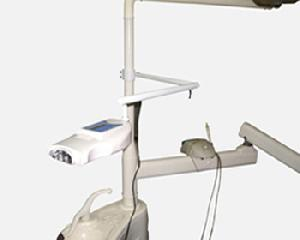 led teeth whitening accelerator dental chairside system chair