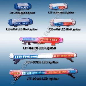 police profile led lightbars