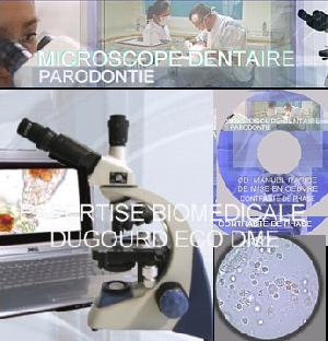 phase contrast microscope trinocular head camera