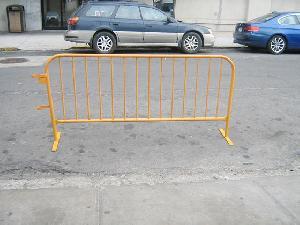 security barricades
