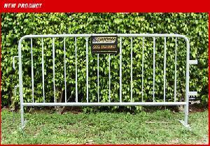 traffic barricades