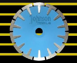180mm diamond blade sintered concave blades