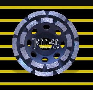 diamond cup wheel 115mm row