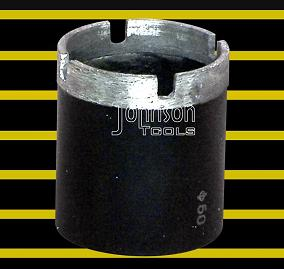 diamond drills od51mm core bits stone
