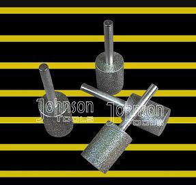 "diamond tool od22x30h ""column from"" electroplated gal bit"