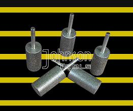 grinding tool od25x50h �column from� electroplated gal bit