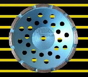 grinding wheel 180mm row cup