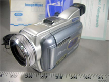 sony dcr tvr80 camcorder stock 4466 6