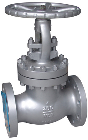 api 600 cast steel flanged globe valve