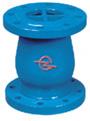 cast iron vertical check valves