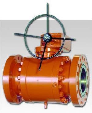 entry ball valve
