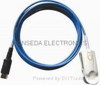 datascope adult fingerclip spo2 sensor